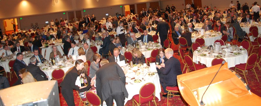 WBA member bankers gather at the annual Bank Executives Conference, which attracts hundreds of bank leaders every year.