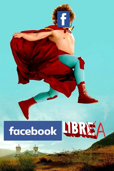 """Facebook Libre"" poster (with apologies to Paramount Pictures)"
