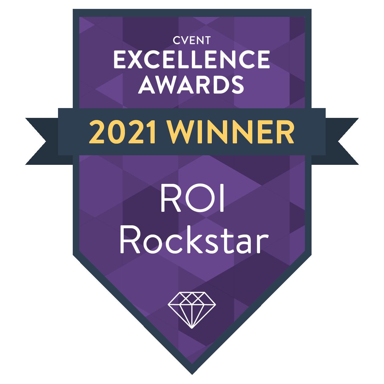 ROI Rockstar Badge