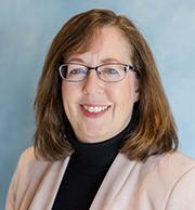 Headshot, Rose M. Oswald Poels President/CEO
